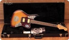 Fender Jaguar Kurt Cobain Relic 2011 Relic Sunburst