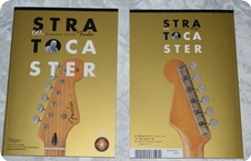 Japanese New Guitar Book 60th Anniversary Fender STRATOCASTER 2014