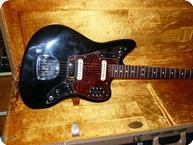 Fender JAGUAR 1962 REISSUE Black