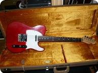 Fender Highway One Telecaster Red