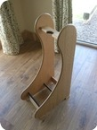 Stand Made For 1 Guitar 2014 Natural Light Oak