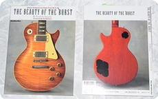 Japanese New Guitar Book The Beauty Of The Burst 2014