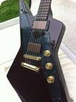 Gibson Explorer reverse 2008 Antique Walnut