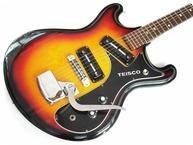 Teisco V 2 1968 Sunbrust