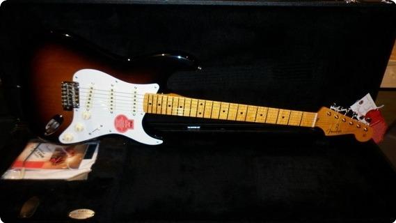fender fsr classic player 39 50s stratocaster nitro finish 2014 nitro 2 tone sunburst guitar for. Black Bedroom Furniture Sets. Home Design Ideas