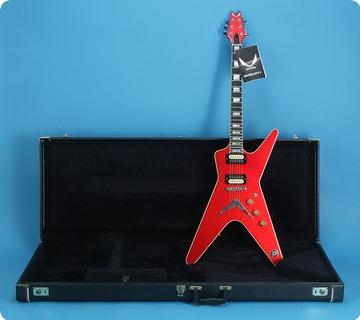 Dean Ml Standard 1983 Red