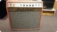 Marshall Mercury 1973 Orange
