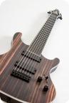 Ramos Guitars Atlast P7 2014 Satin Polyurethane
