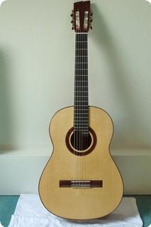 Jan Zonjee Gitaren New Concert 2014 French Polished Soundboard
