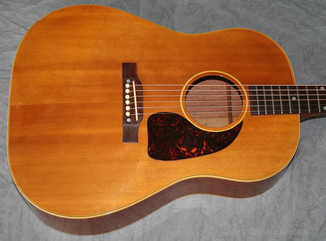 gibson j 50 gia0568 1954 guitar for sale garys classic guitars. Black Bedroom Furniture Sets. Home Design Ideas