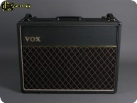 Vox AC30 Top Boost 1978 Black Tolex