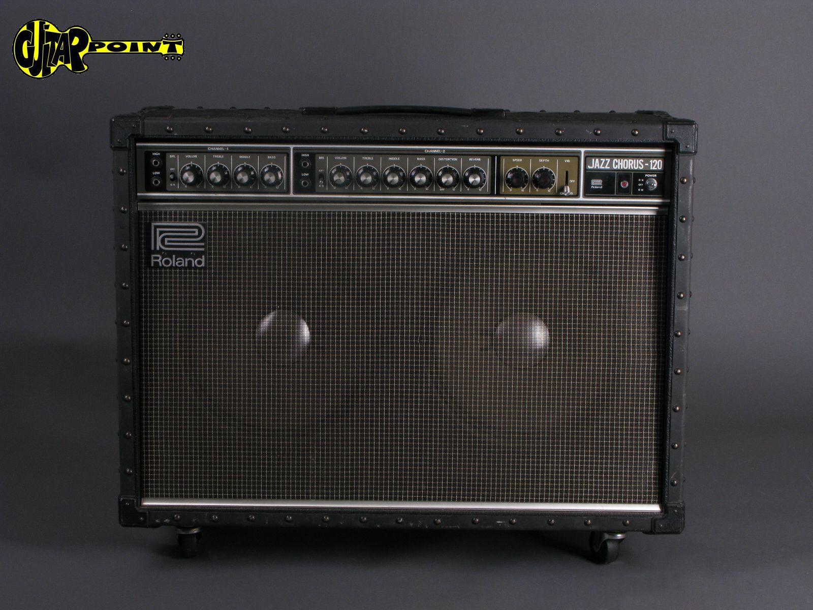 roland jazz chorus jc 120 stereo 1978 amp for sale guitarpoint. Black Bedroom Furniture Sets. Home Design Ideas