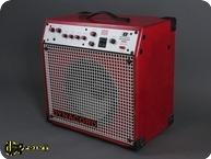 Dynacord Reference 500 65 Watt Tube amp 1985 Red