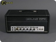 Sound City 50 Plus 1972 Black