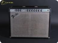 Fender Pro Reverb 2x12 Silverface 1976 Black Tolex