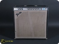 Fender Super Reverb 4x10 Silverface 1976 Black Tolex