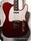Fender Telecaster 1972 Red