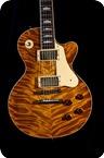 Ruokangas Guitars Unicorn 2014 Teaburst