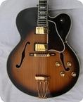 Gibson Byrland 1976 Sunburst