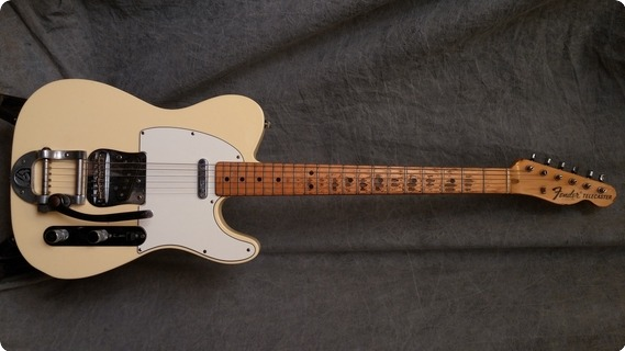 Fender Telecaster 1969 Cream