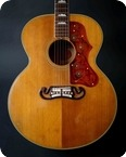 Gibson J200 1957 Blonde