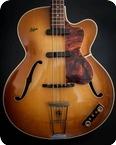 Hofner 5005 Stu Sutcliffe Bass 1959 Sunburst