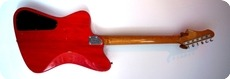 Fano Guitars Fano Alt De Facto PX6 TFC 2014 Trans Faded Cherry