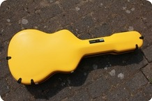 Calton 000 OM Case 2014 Yellow Outside Blue Inside
