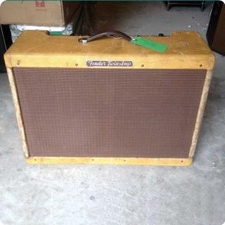 fender high powered twin 1958 tweed amp for sale denmark street guitars. Black Bedroom Furniture Sets. Home Design Ideas