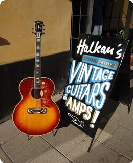 Gibson J 200 1962 Sunburst