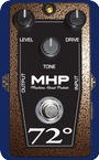Machine Head Pedals 72 Degrees OD 2014