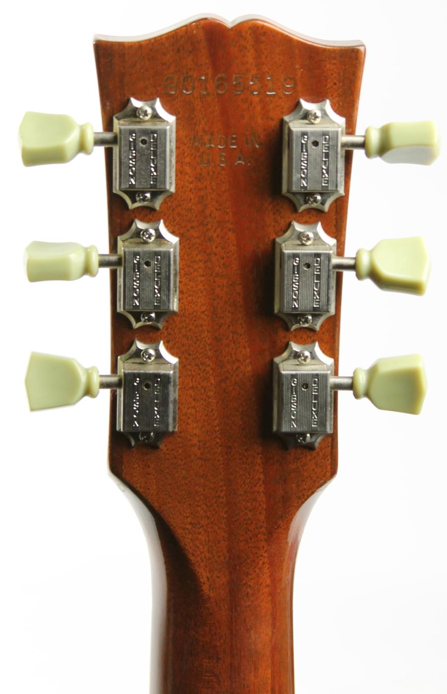 Gibson Robot Wiring Automotive Diagram 57 Classic Pickup Les Paul Standard Plus 1995 Tobacco Sunburst Guitar Switch