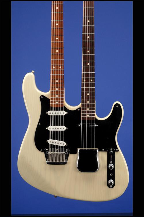 fender custom shop double neck telecaster 12 string fred stuart Fender XII 12 String fender custom shop double neck telecaster 12 string fred stuart 1282