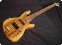 Chris Larkin Walnut 4B Bass 2014