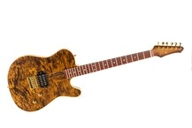 Franfret Guitars Vento Deluxe Ready To Sell 2014