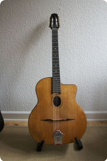 jacques favino 529 1977 natural guitar for sale hot club denmark. Black Bedroom Furniture Sets. Home Design Ideas