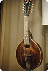 Gibson A2 1920 Brown