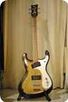 Mosrite Mosrite The Ventures Bass 1968 Sunburst