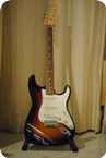 Fender Stratocaster 1960 Re issue Custom Shop 2002 Sunburst