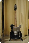 Fender Telecaster Johnny 5 Custom Shop 2003 Black