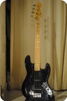 Fender Jazz Bass 1978 Black