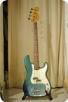 Fender Precision 1968 Lake Placid Blue