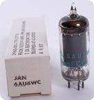 JAN Philips ECG 6AU6WC NOS Tube 1987