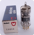 Mullard EC88CC 6922 Gold Pin NOS Tube 1960
