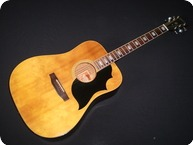 Gibson SJ 1974 Natural