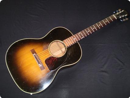 Gibson Lg2   1952 Sunburst