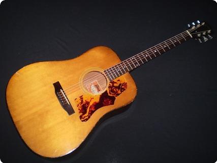 Gibson J55 1975 Natural