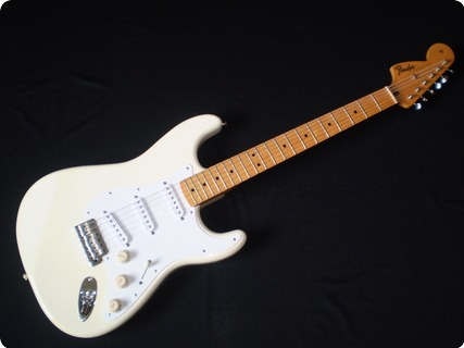 Fender Jimi Hendrix Stratocaster 2006 Olympic White