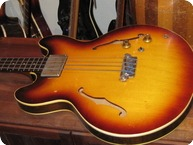 Epiphone Gibson Rivoli 1964 Sunburst