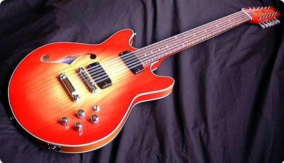 Chris Larkin Lúg (available As 6 & 12 String) 2014 Various
